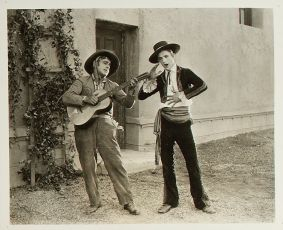 V bahně a na blátě (1922)