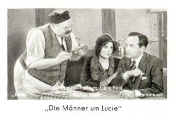 Muži kolem Lucie (1931)