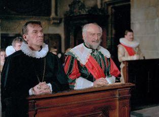 František Němec a Otakar Brousek