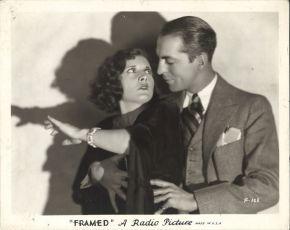 Framed (1930)