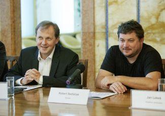 Petr Dvořák a Robert Sedláček představují České století.