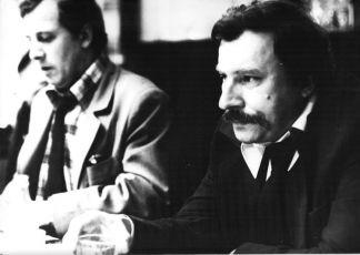 Stanislaw Michalski a  Andrzej Buszewicz