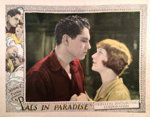 Pals in Paradise (1926)