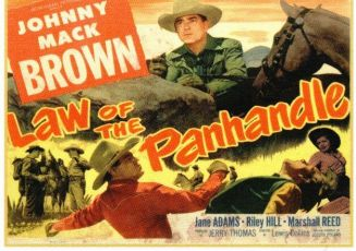 Law of the Panhandle (1950)