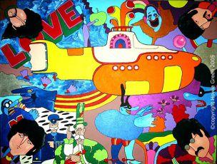 Žlutá ponorka (1968)