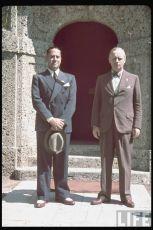 Galeazzo Ciano, Joachim von Ribbentrop