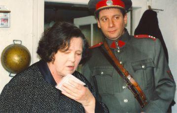 Blažena Holišová a Tomáš Töpfer