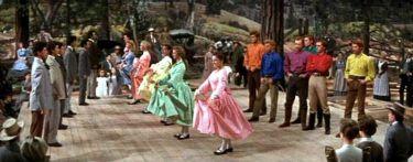 Sedm nevěst pro sedm bratrů (1954)