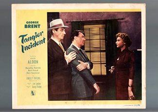 Tangier Incident (1953)