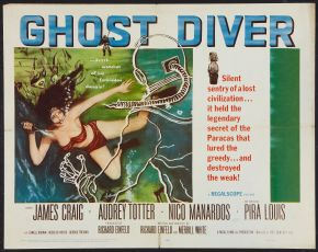 Ghost Diver (1957)