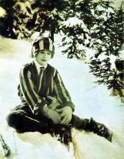 Děvče ze Stříbrné Hranice (1921)