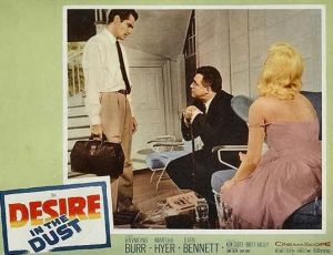 Desire in the Dust (1960)