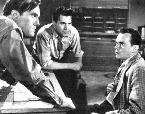 V trestném území (1950)
