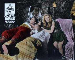 Herkules, ďáblův vězeň (1964)