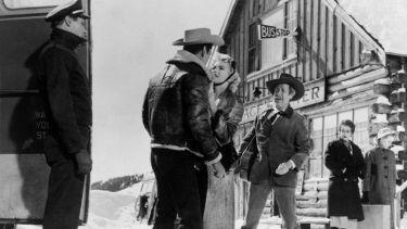 Autobusová zastávka (1956)