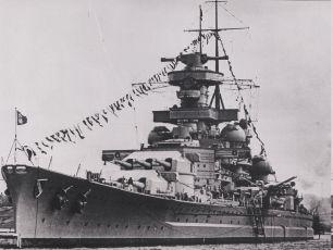 bitevná loď Scharnhorst