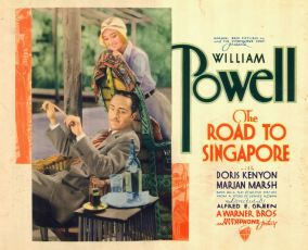 The Road to Singapore (1931)
