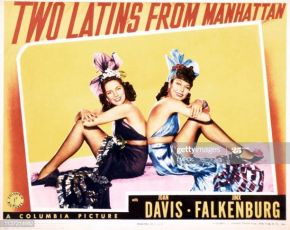 Two Latins from Manhattan (1941)