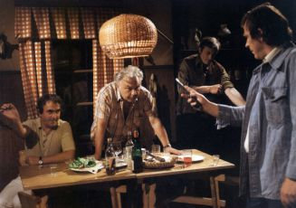 Milan Klásek, Petr Haničinec, Radoslav Brzobohatý a Alois Švehlík
