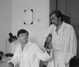 Jaromír Hanzlík a Pavel Zedníček