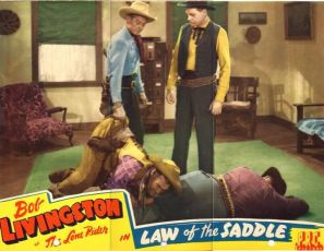 Law of the Saddle (1943)