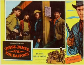 Jesse James vs. the Daltons (1954)