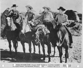 Canyon Raiders (1951)
