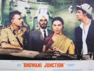 Přestupní stanice Bhowani (1956)