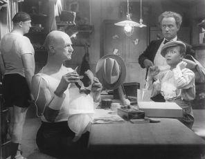 Viktor a Viktorie (1933)
