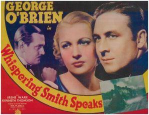 Whispering Smith Speaks (1935)