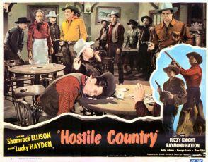 Hostile Country (1950)