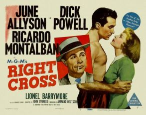 Right Cross (1950)