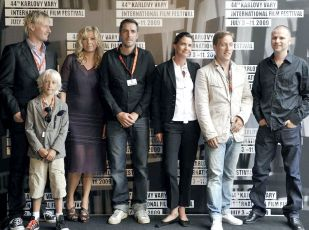Dekegace filmu na 44.MFF Karlovy Vary 2009