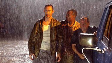 V zajetí hurikánu (2004) [TV film]