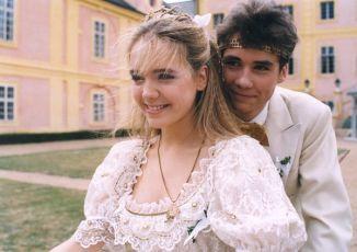 Lucie Vondráčková a Filip Tomsa