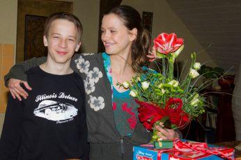 Návrat Zuzany Vejvodové - 21.3.2012