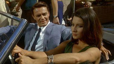 Superseven chiama Cairo (1965)
