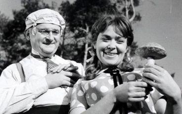 Jiří Sovák a Jiřina Bohdalová