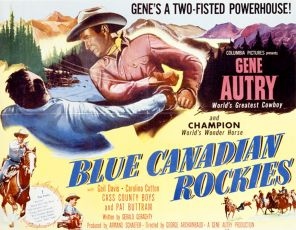 Blue Canadian Rockies (1952)