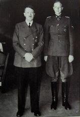 Adolf Hitler a Kurt Gildisch