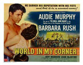 World in My Corner (1956)