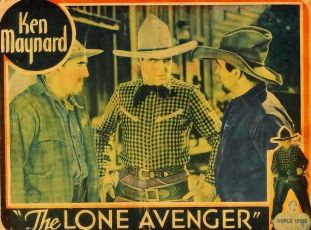 The Lone Avenger (1933)