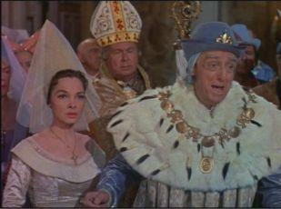 The Vagabond King (1956)