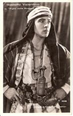 Šejkův syn (1926)
