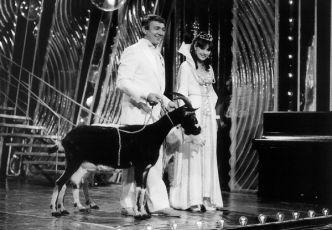 Jiří Krampol a Dagmar Patrasová