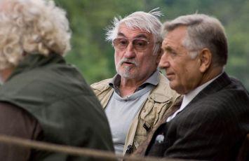 Jan Kašpar, Pavel Landovský a Jiří Menzel