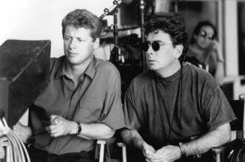 Roger Donaldson a Peter Menzies Jr.