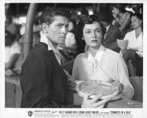 Cizinci ve vlaku (1951)