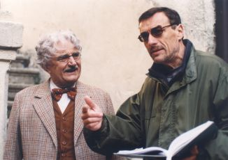 Josef Somr a Miroslav Balajka