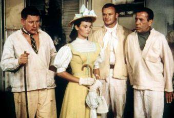 Nejsme žádní andělé (1955)